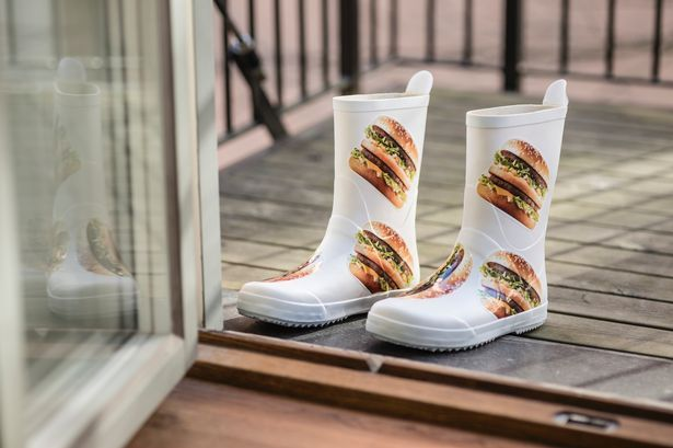 McDonalds are selling Big Mac branded clothing in Sweden - Mirror Online