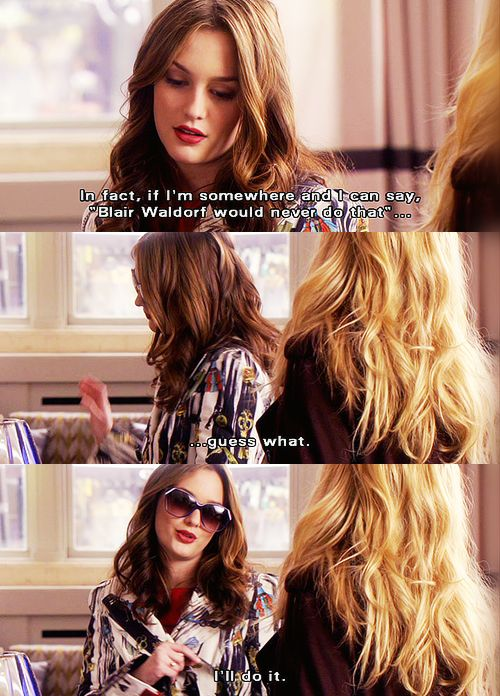 Gossip Girl. B and S. Season 2
