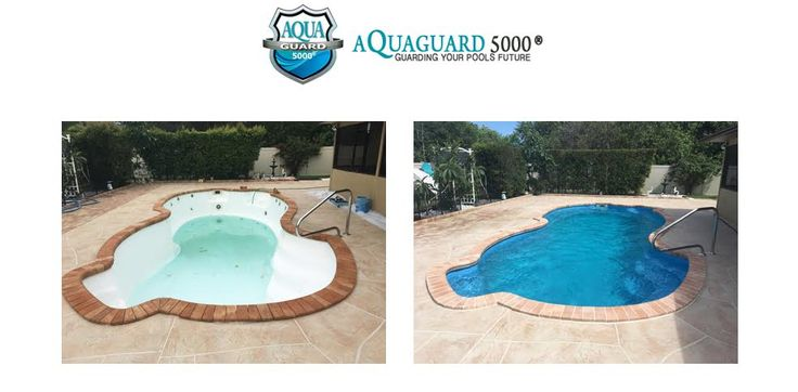 61 best pool repair before after images on pinterest - How long after pool shock before swim ...