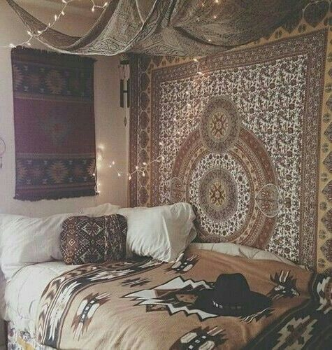 bedroom room and indie image - Indie Bedroom Ideas