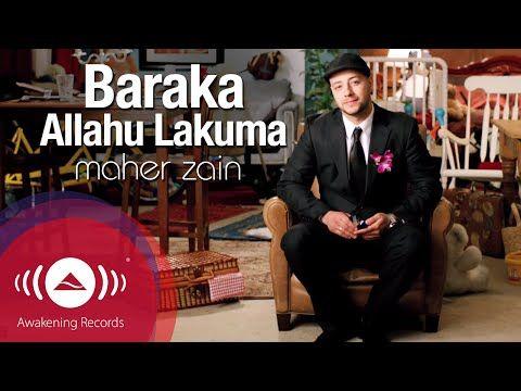 Maher Zain - Baraka Allahu Lakuma | Official Lyric Video - YouTube