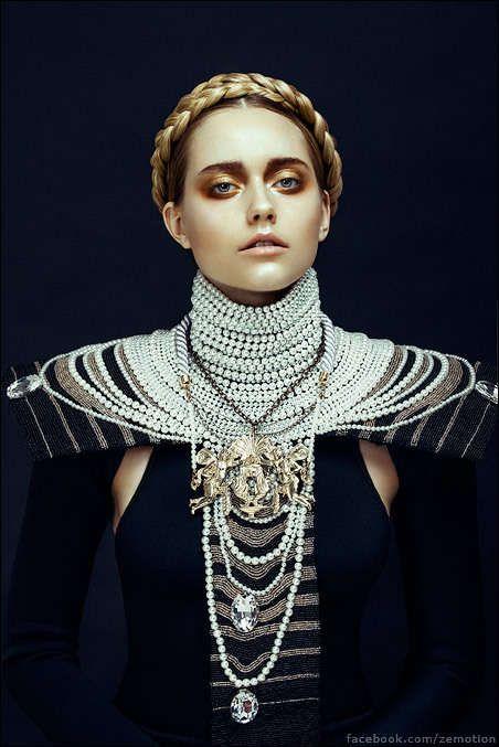 Harper's Bazaar Vietnam 'Nu Renaissance Aristocracy' 2
