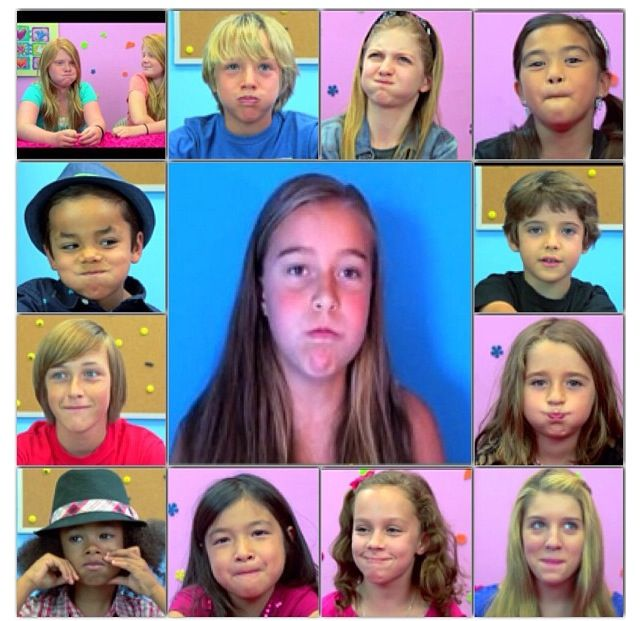 Kids react to the closed mouth singer kids teens elders and