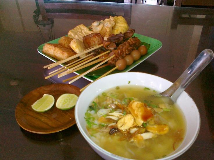 Soto Ayam Gunung Kidul - Jogjakarta - Indonesia