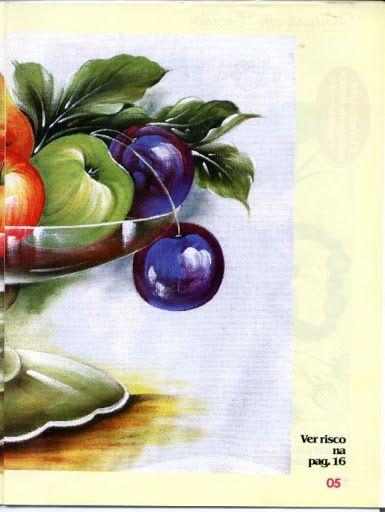 Pintura em Tecido - Rosana Mello - Picasa Web Albums