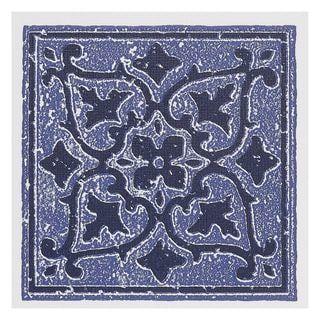 Achim Nexus Accent Blue Self Adhesive Vinyl Wall Tile (27 Tiles)