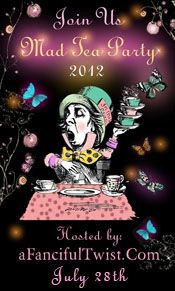 A Fanciful Twist: Mad Tea Party 2012 {An Invitation}   I think this will be a very interesting blog hop!!!!