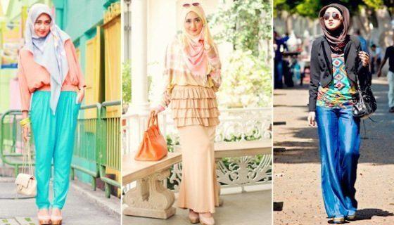 Ini Dia, 5 Inspirasi Gaya Hijab Blogger Yang Banyak Diminati