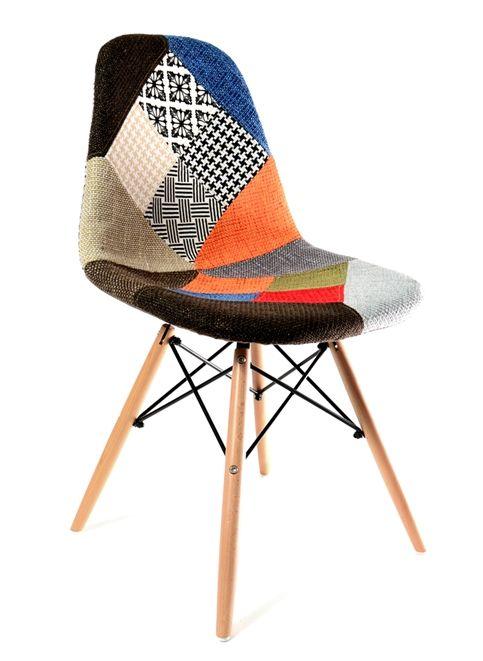 Kuchyňská židle EIFFEL Patchwork
