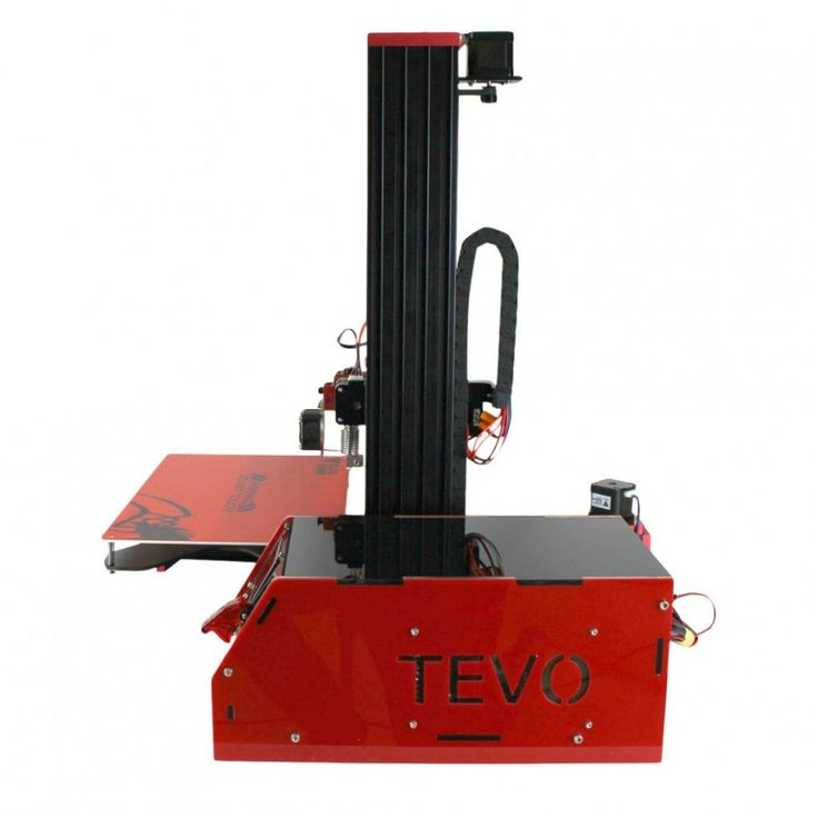 Buy Tevo Black Widow Large OpenBuild Aluminium Extrusion 3D Printer Kit with BLTouch Auto level sensor touch
