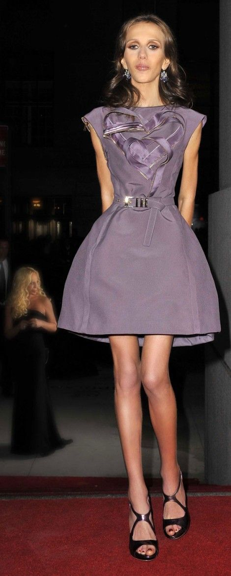Allegra Versace | Girls | Allegra versace, Versace dress y ...