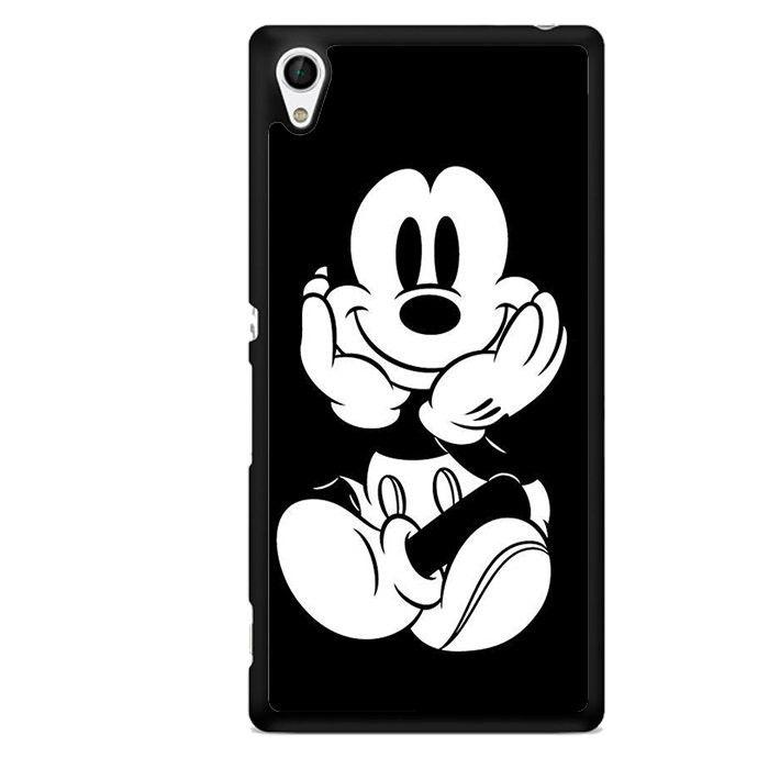 Mickey Mouse Rilex TATUM-7211 Sony Phonecase Cover For Xperia Z1, Xperia Z2, Xperia Z3, Xperia Z4, Xperia Z5