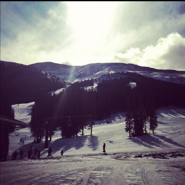 Ski + Denver. Bucket list. Check.