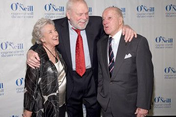 Brian Dennehy The Eugene O'Neill Theater Center Honors Nathan Lane - Arrivals