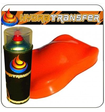 neon fluorescente spray hydra naranja ral 2005