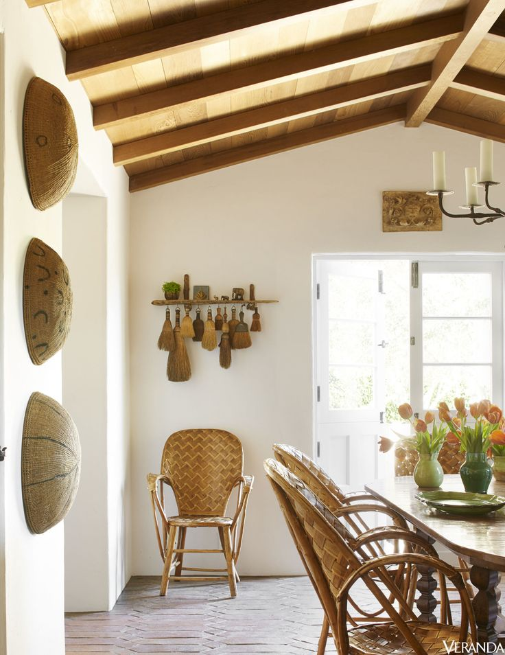HOUSE TOUR A Sun Kissed Retreat Inspired By Spanish History