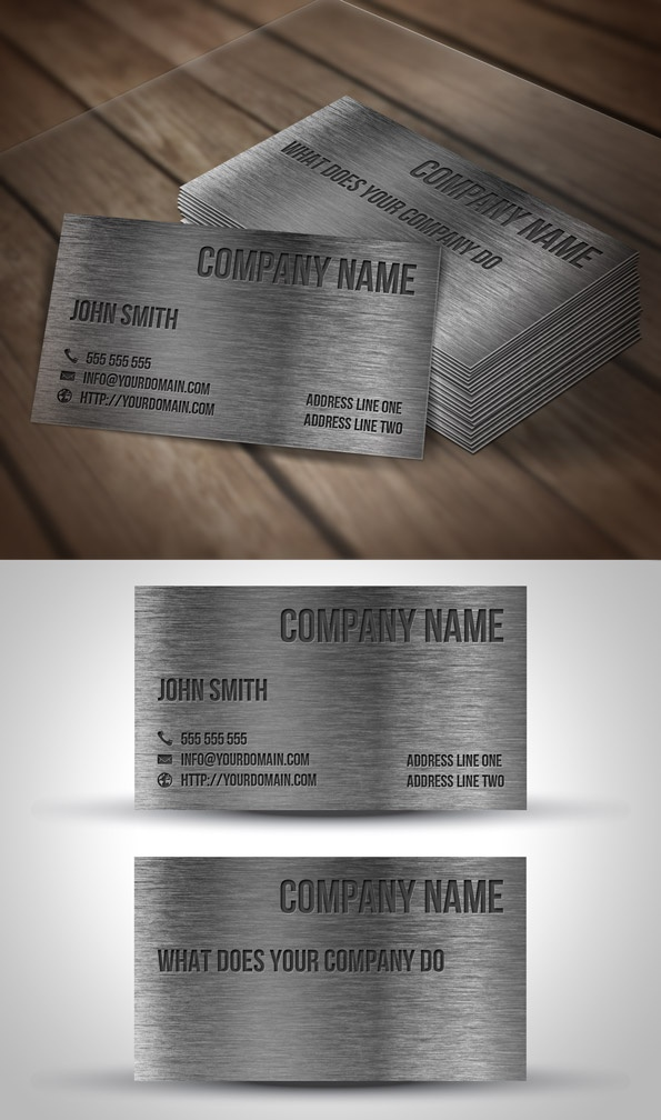 22 best Business Cards images on Pinterest Business card design - free sample business cards templates