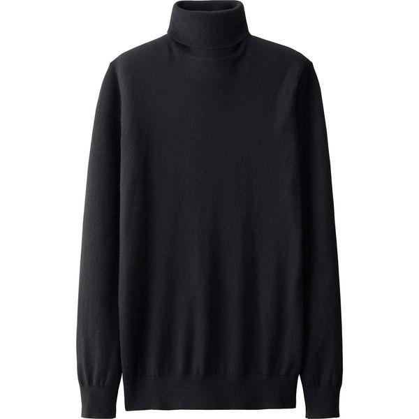 Uniqlo And Lemaire - Col roule : le pull mode homme de la saison automne hiver 2015