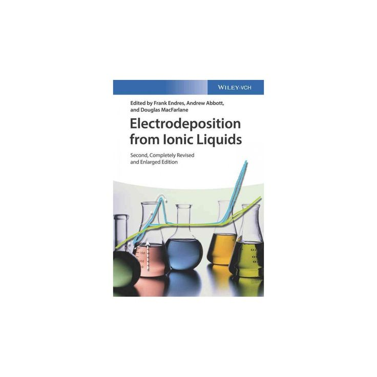 Electrodeposition from Ionic Liquids (Hardcover)