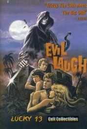 Evil Laugh (1986) Pinned by The Naked Scotsman