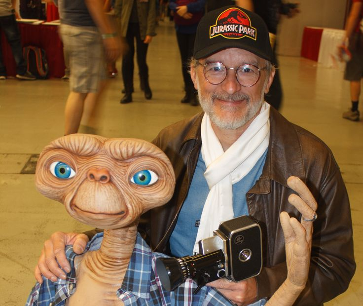 Steven Spielberg failed at getting into USC's film school, and he was better because of it.