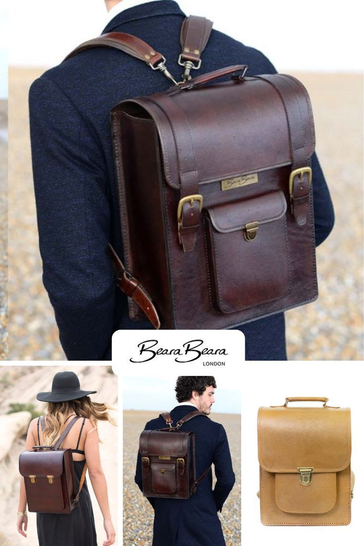 31cf10fb670f7a Classic leather bags. British design. London store. #bags #satchel #backpack