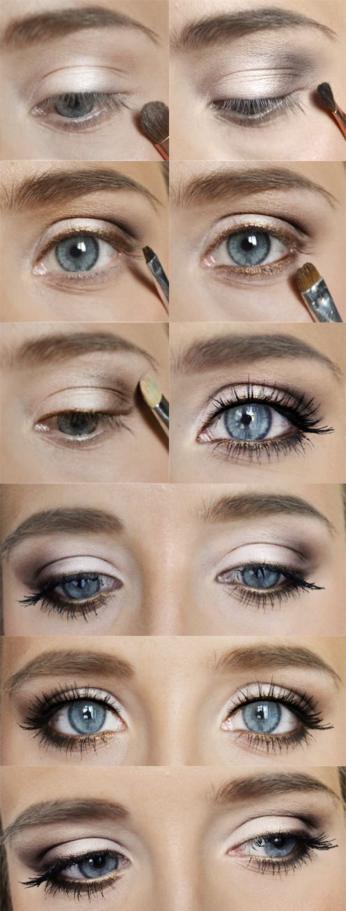 #Wedding? why not #makeup  p.s. sorry for the mixed up steps. I'm so attentive