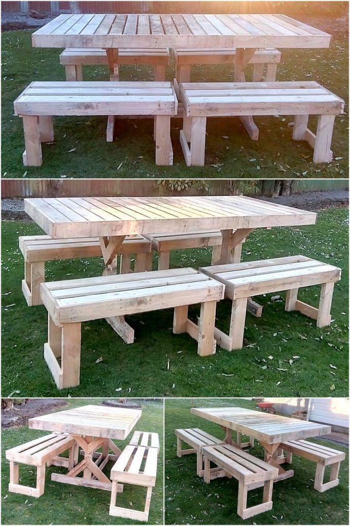 Repurposed Wooden Pallet Diy Ideas Pallet Furniture