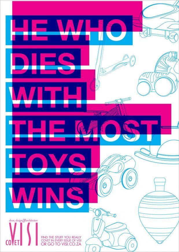 Visi Magazine: Toys
