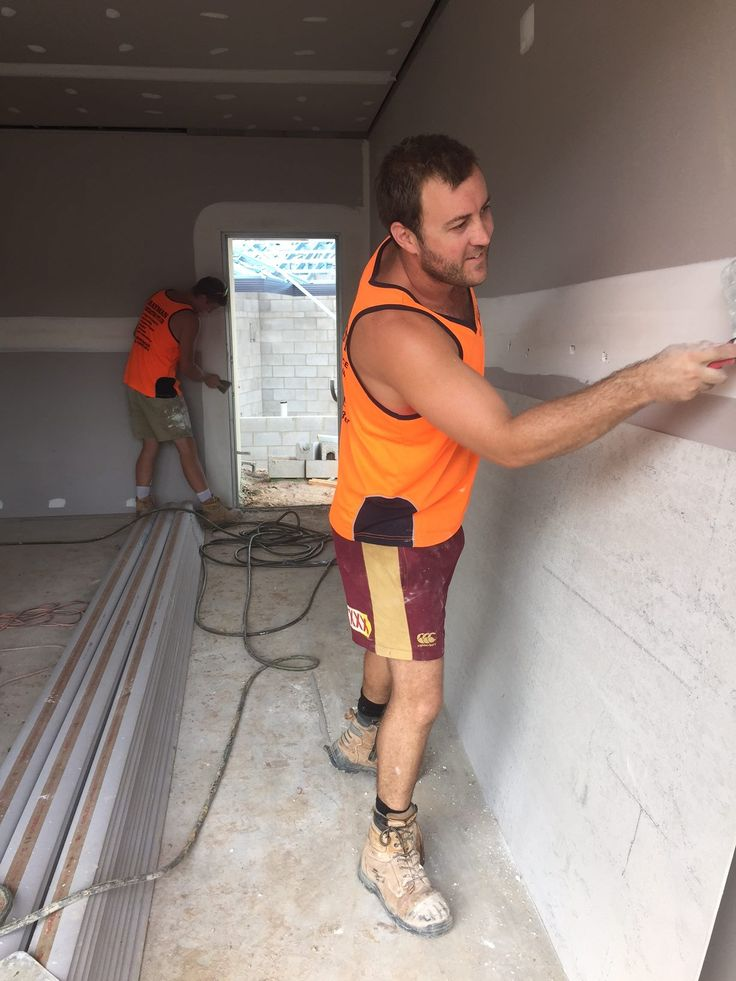 """#GJLocalLegend #GJDarwin #SubbieShoutOut! Say hello to John & Matt from Hayman Contracting. These boys are a dream to work with as they just get in & get it done. Luckily for us, the quality these guys give us is absolutely second to none. Thanks for all your hard work lads! """"It's gotta be a G.J. Gardner home!"""" DOUBLE CLICK IF YOU LIKE! #GJQLD #GJNT★ LIKE ★"""