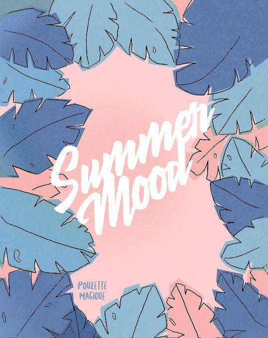 La Wacom Bamboo et les fonds d'écran Summer Mood (concours Wacom) - Poulette…
