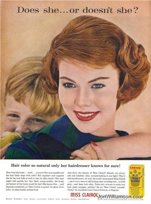 Clairol Hair Color Slogan