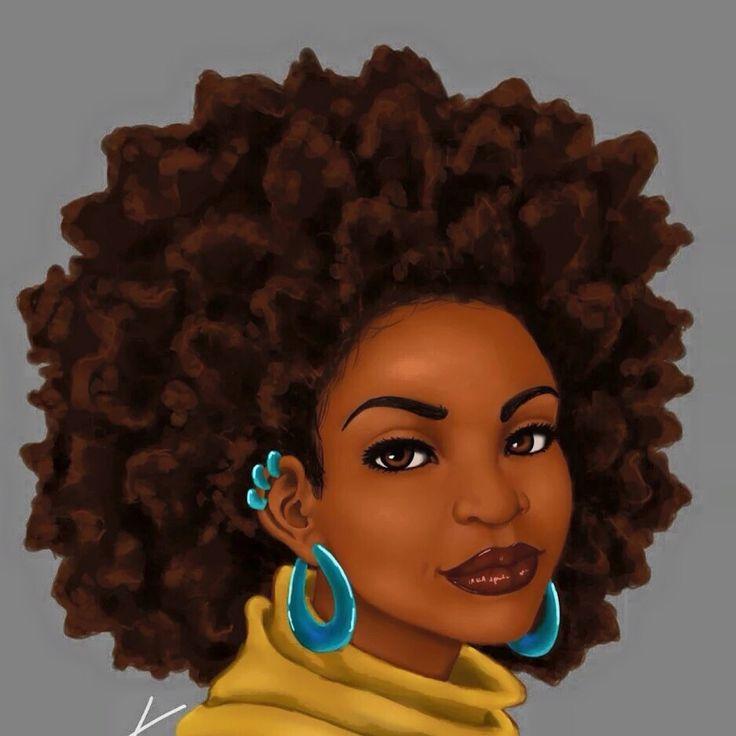 372 best natural hair art images on pinterest black art