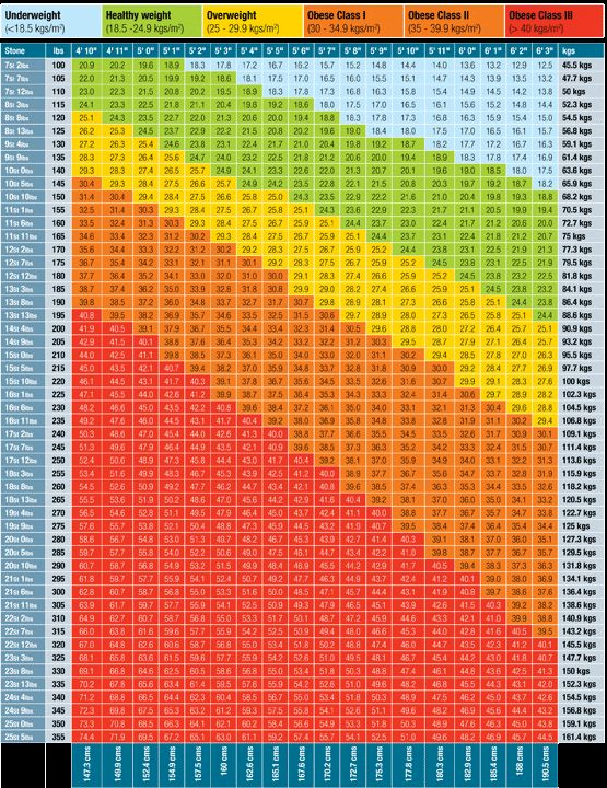 49 best BMI images on Pinterest Health fitness, Fitness - bmi index chart template