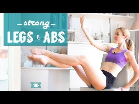 Barre Legs Workout | Lazy Dancer Tips - YouTube