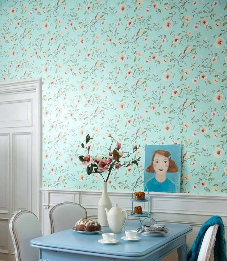 36 best papier peint images on Pinterest Paint, Wall papers and