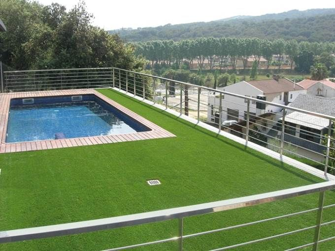 17 best images about cesped gespa artificial on pinterest - Cesped artificial piscina ...