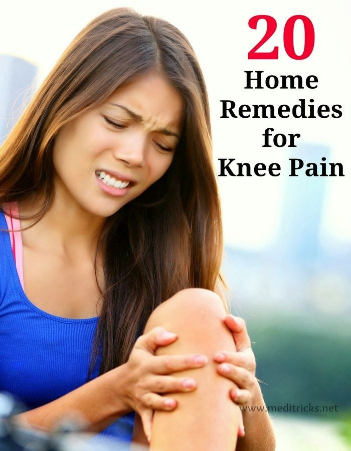 Home Remedies for Knee Pain   Medi Tricks