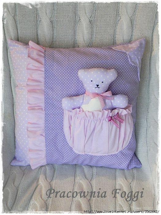 BOŞ VE HOŞ VAKİTLER: Bebek Yastıkları
