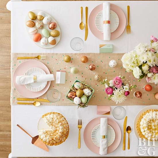 Host a fabulous Easter brunch this year! From DIY decorating ideas to delicious recipes, everything you need is right here!