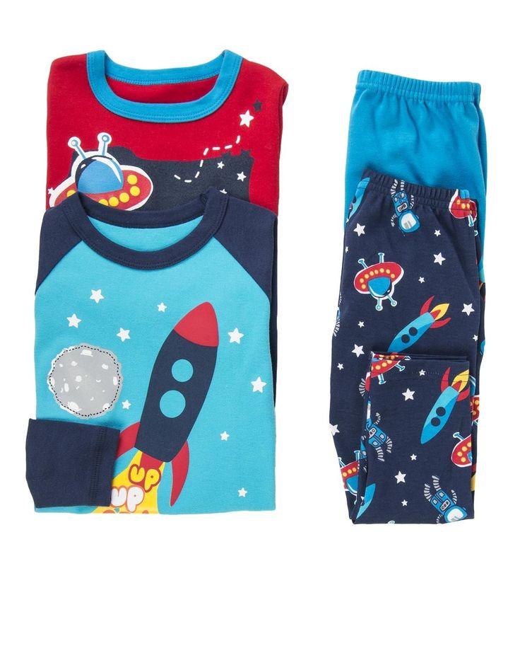 Space Pyjama Pack