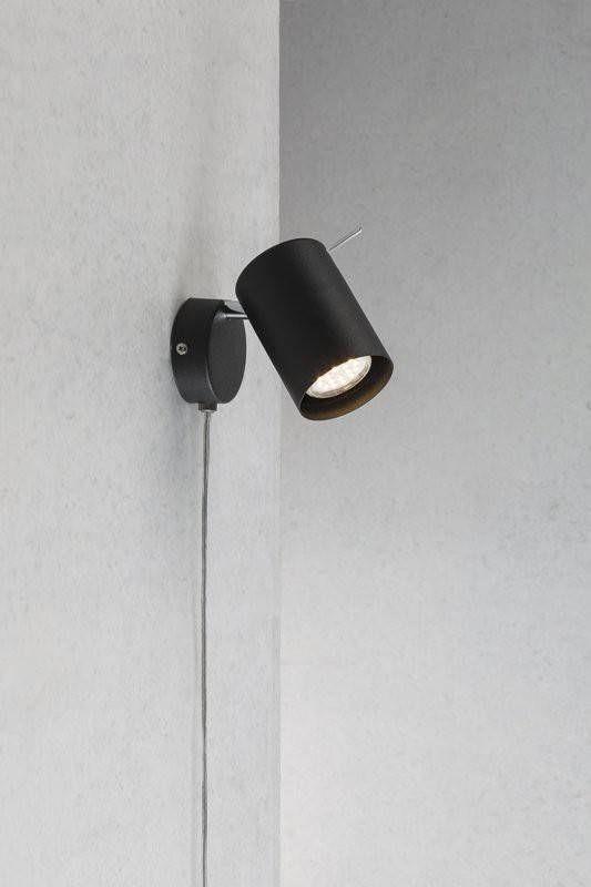 Spotlampe PRIME Schwarz