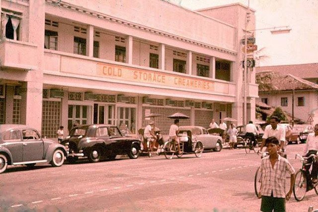 Memories. Photo courtesy of George Town Penang.