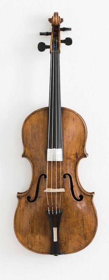 Mozart's viola...omg!                                                                                                                                                     More