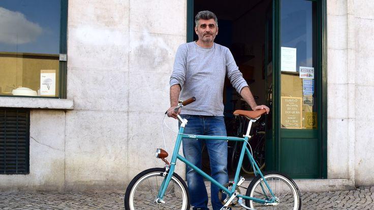 Luis | Véli mini Velo