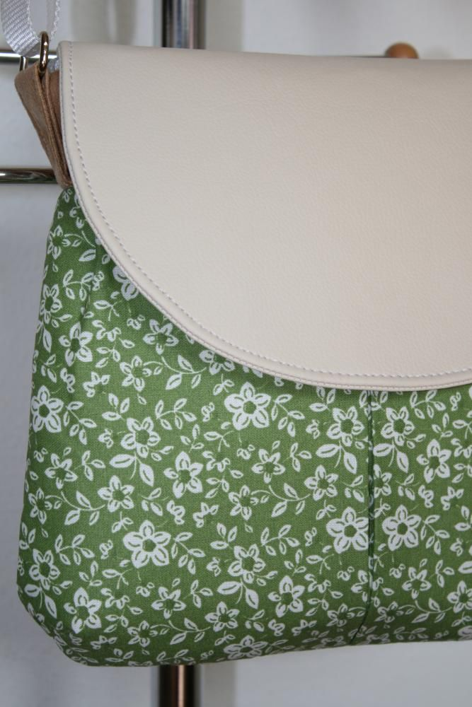 Kabelky - taška Sara zelená