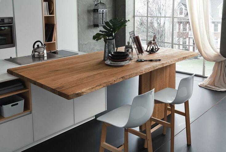 Idee Cucina 4x4 : Le migliori idee su piano cucina in legno pinterest