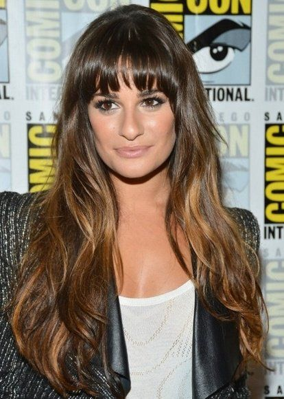 10 Layered Bangs Hairstyles You Can Try                                                                                                                                                                                 More