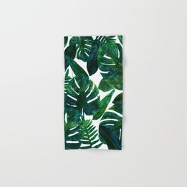 Perceptive Dream || #society6 #tropical #buyart Hand & Bath Towel