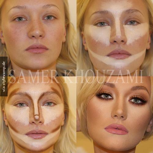Make-Up bis zur Perfektion